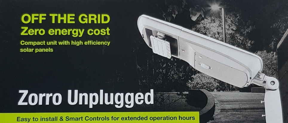OFF GRID SOLAR LIGHTING - Auswide Electrical Communication And Air